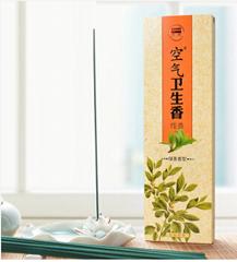 Greentea Scent Natural Aroma gift set incense