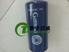 GP018876歌美飒风机旋装滤芯