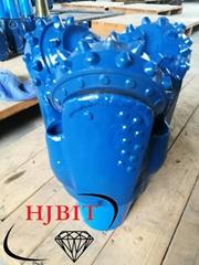 恆基生產高品質石油水井用三牙輪鑽頭