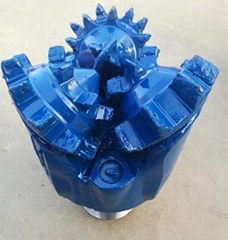 廠家生產優質空調鑽井用三牙輪鑽頭