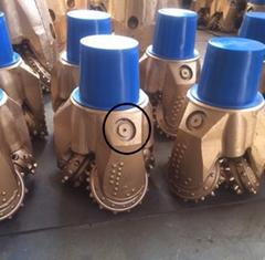 恆基生產高品質煤礦開採用三牙輪鑽頭