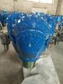 工程打桩用高品质橡胶密封三牙轮钻头 5
