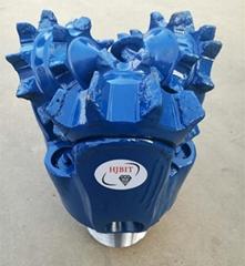 恆基生產鋼齒地熱開發用三牙輪鑽頭