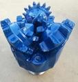 恆基生產鋼齒地熱開發用三牙輪鑽頭 2