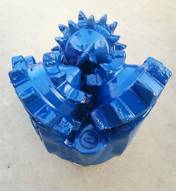 恆基生產鋼齒地熱開發用三牙輪鑽頭 3