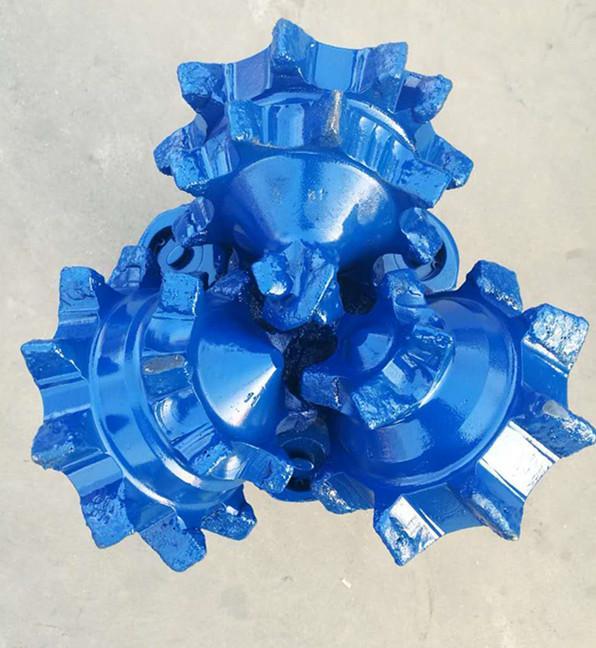 恆基生產鋼齒地熱開發用三牙輪鑽頭 4
