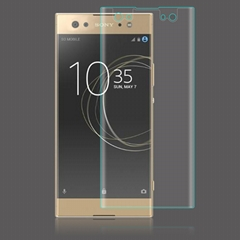 3D full cover tempered glass screen protector for Sony ZA