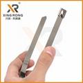 供應興榮XR-C不鏽鋼扎帶 金屬扎帶 不鏽鋼線束帶 4