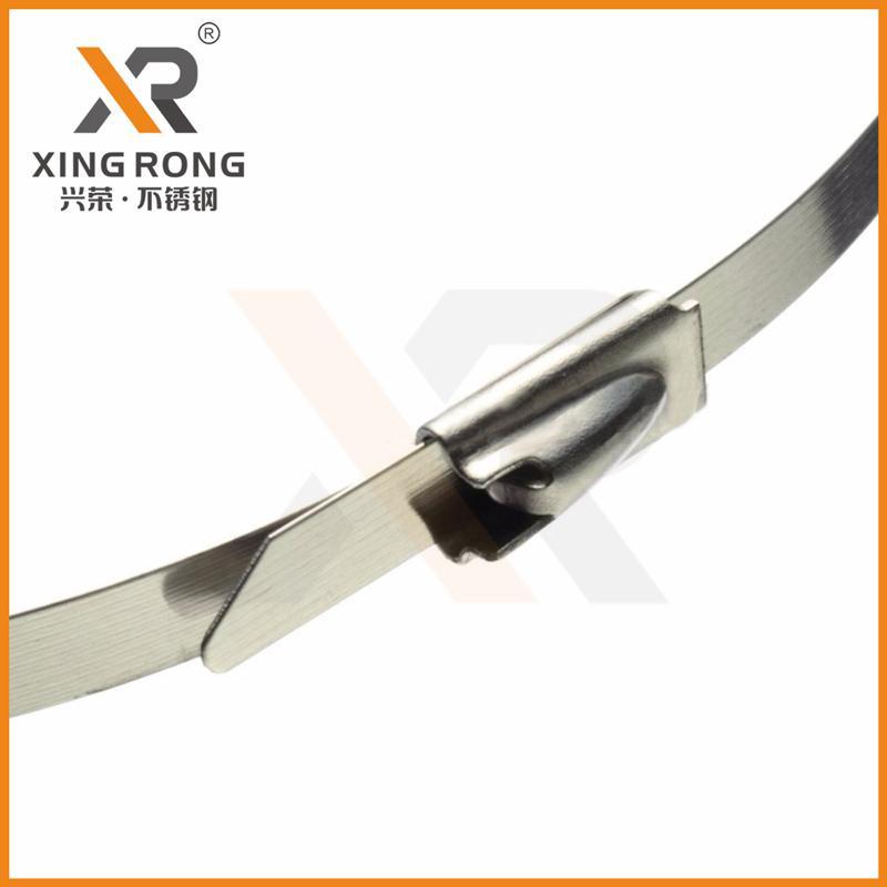 供應興榮XR-C不鏽鋼扎帶 金屬扎帶 不鏽鋼線束帶 5
