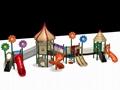 室內和戶外儿童遊樂設施滑梯 4
