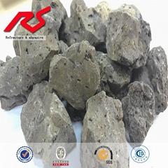 炼钢用精炼合成渣 烧结铝酸钙