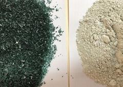 生產出口 噴砂砂漿用非結晶鋁酸鈣