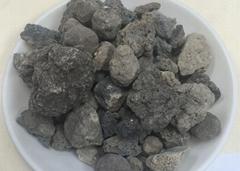 Refining slag used Sintered calcium aluminate