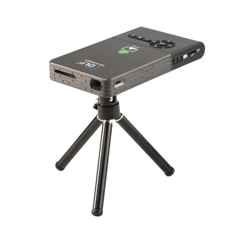 C2微型投影儀家用辦公迷你投影機手機wifi同屏 1