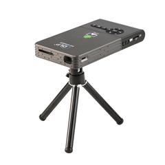 C2微型投影儀家用辦公迷你投影機手機wifi同屏