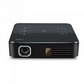 C9微型投影儀便攜式12核1080p辦公wifi手機投影機 2