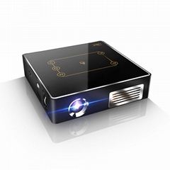 C9Plus投影仪智能wifi迷你微型1080p手机投影机