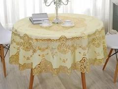 Luxury Lace Vinyl Table