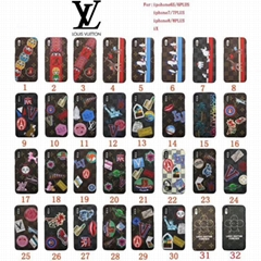 Wholesale Brand LV case for iphone X xs xr xs max 8 8plus 7 7plus 6 6plus (Hot Product - 2*)