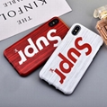 Brand Supreme & LV case for iphone X 8