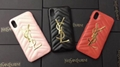 New brand LSY Leather case for iphone X 8 8plus 7 7plus 6 6plus