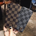 New brand LV Gucc Logo cover case with card for iphone X xs xr xs max 6 7 8 plus
