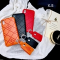 New hermes leather case with  Key chain case for iphone X xs xr xs max 7 8 plus