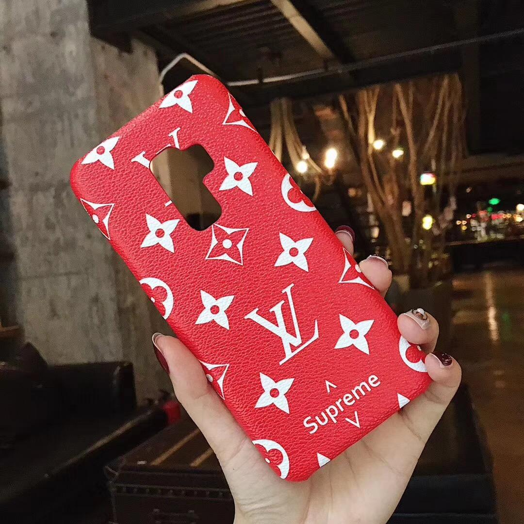 Luxury brand LV  phone case  for iphone 11 pro max iphone xs max 7 8plus samsung 8
