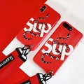 New design sweet case supreme&snake case for iphone X 8 8plus 7 7plus 6