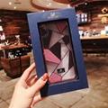 New butterfly design luxury brand tpu+pc