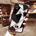New butterfly design luxury brand tpu+pc phone case for iphone X 8 8plus 7 7plus