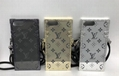 2018 New luxury brand LV electroplate Show case for iphone X 8 8plus 7 6 7plus