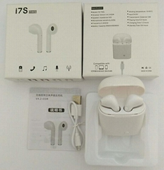 Best quality i7mini tws i7s tws wireless bluetooth earphone earbuds