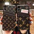 Three card LV case for iphone XS XS MAX IPHONE X 8 8PLUS 7 ...