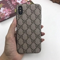 New colors Gucci TPU+PC case for new iphone X XS MAX XR 7 7plus 8 8plus 6 6plus