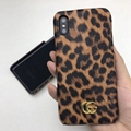 New colors Leopard grain Gucci cover case for iphone X XS XS max XR 8 8plus 7 7p