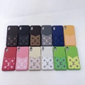 LV official website card bag phone case for iphone xs max x xr 8 8plus 7 7plus 6
