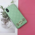 New gucci case with new logo for iphone xs max x xr 8 8plus 7 7plus samsung case