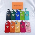 New color new logo lv case for iphone 11 pro max xs max xr 7 8plus samsung