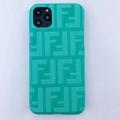 New design Fendi f embossed case for iphone 11 pro max xs max xr 7 8plus samsung 3