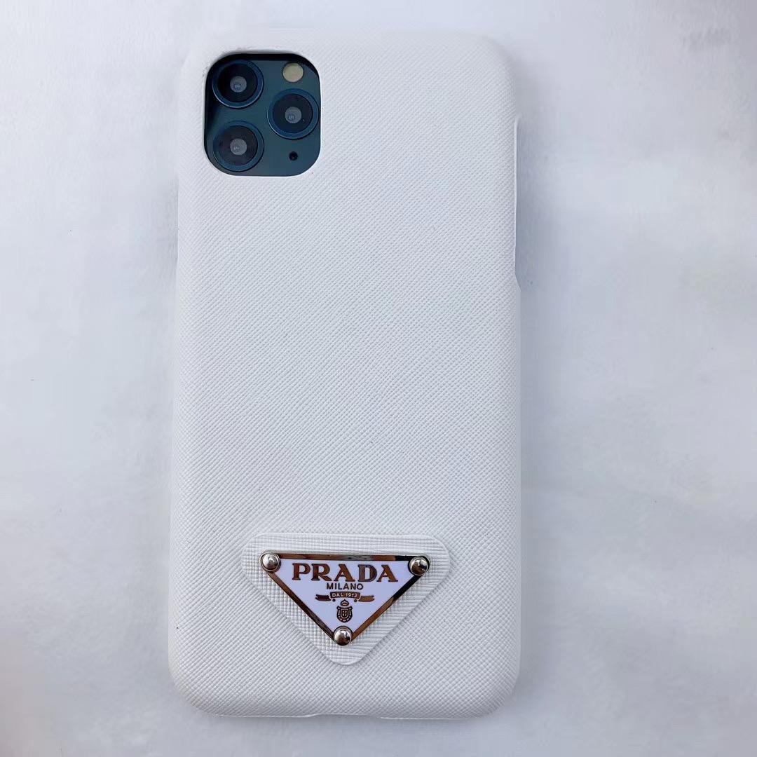 New Logo PRADA case for iphone 11 pro max xs max xr 7 8plus samsung 5