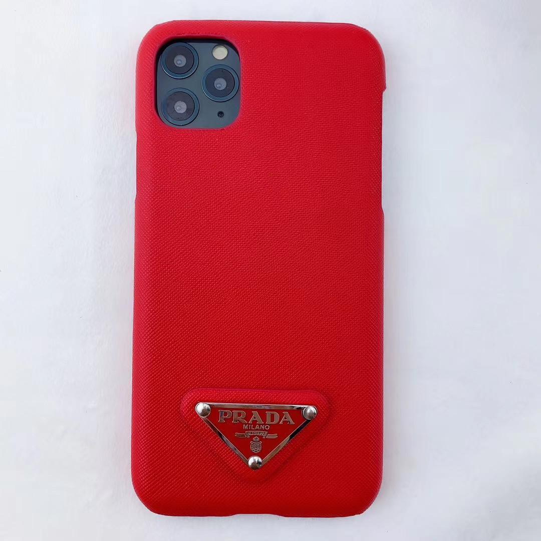 New Logo PRADA case for iphone 11 pro max xs max xr 7 8plus samsung 6