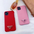 New Logo PRADA case for iphone 11 pro max xs max xr 7 8plus samsung