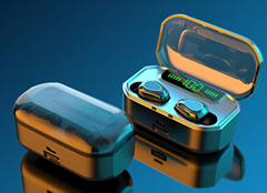New hotting sale earphone wireless bluetooth A1