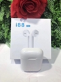 Factory direct sale wireless bluetooth tws i18 earphones