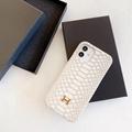H Brand crocodile grain Leather case for iphone 12 pro max 11 pro max xs max 7 8