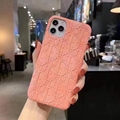 Popular Brand fabrics phone case for iphone 12 pro max xs max xr 11 pro max 7