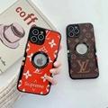 New design window LV phone case for iphone 12 pro max 11 pro max xs max 7 8