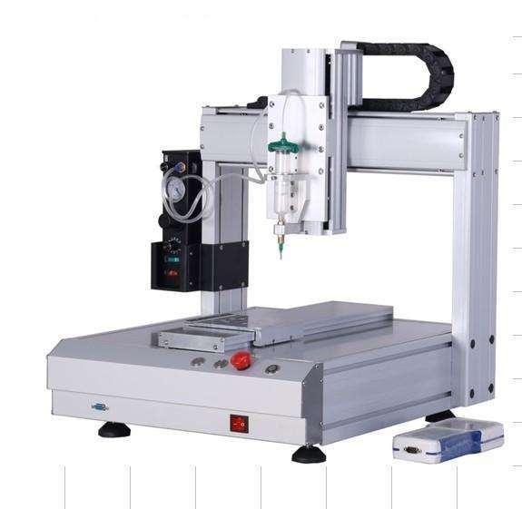 桌面型自动点胶机 1
