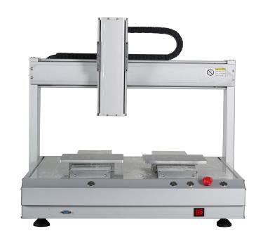 桌面型自动点胶机 3